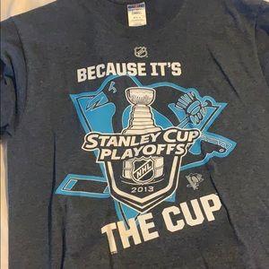 Penguins 2013 Playoffs Shirt